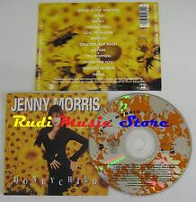 CD JENNY MORRIS Honeychild Honey child 1991 GERMANY WARNER NO lp mc dvd vhs
