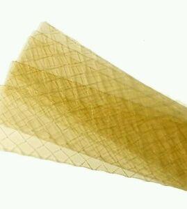 Bronze Leaf Gelatine 5 10 20 50 100 Sheets Cheapest on EBAY! :-)