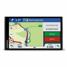 Garmin DriveSmart 61 LMT-D 16 GB SAT NAV GPS (010-01681-13) Excellent Condition.