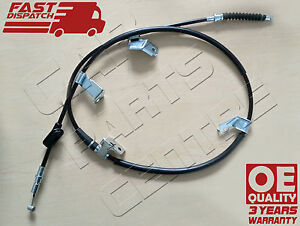 FOR HONDA CIVIC 2.0 TYPE R EP3 REAR HAND BRAKE PARKING CABLE LEFT HAND SIDE NEW