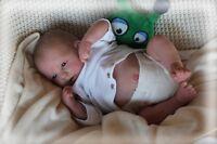 PRECIOUS BABAN CUSTOM ORDER REBORN LA BABY BERENGUER WITH TUMMY PLATE 2