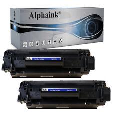 2 Toner compatibili per HP LaserJet Pro M12a M12w MFP M26a MFP M26nw 1000 copie
