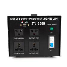 Voltage Converters 110V-220V Step-Up/Step-Down Electrical Transformer Us Stock!