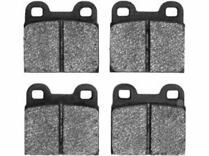 For 1969-1971 Simca 1118 Brake Pad Set Front Dynamic Friction 88789MQ 1970