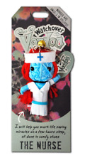 Watchover VooDoo Doll The Nurse Key Ring Charm