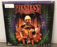 1998 PHANTASM IV OBLIVION LASER DISC LASERDISC LD NTSC TALL MAN HORROR