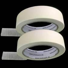 2x Malerkrepp Maler-Klebeband Abdeckband Kreppband  Breite: 24mm  / Länge: 30m
