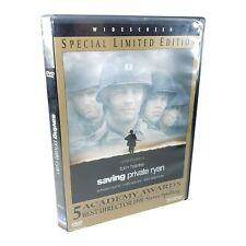 Saving Private Ryan Dvd R1 Widescreen Special Limited Edition 1999 Insert Tested