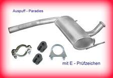 Montagesatz Endschalldämpfer Auspuff  Renault Laguna II 2.0i 1.9//2.0//2.2dCi