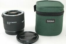 SIGMA APO TELE CONVERTER 2X EX Lens For Canon EF Mint!! from Japan 219120