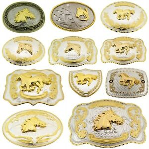 belt buckles lot 12 pieces Closeout Wholesale Overstock Western Horse Rodeo New