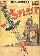 The Spirit Newspaper Section 06-11-1944 Photocopy Comic Book (16 pages)