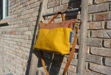 Handbags. Handbags women's. Crossbody bags. Handmade. Waxed Canvas