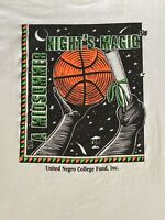 A Midsummer's Night Magic T-Shirt XL Magic Johnson LA Lakers NEW - Vintage RARE