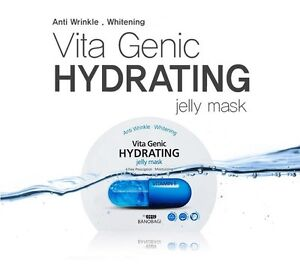 [BANOBAGI] Vita Genic Hydrating Jelly Mask Moisturizing Pack 5pcs/10pcs