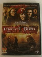 DVD PIRATES DES CARAIBES : JUSQU'AU BOUT DU MONDE - Johnny DEPP - NEUF