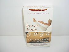 Buns and Abs of Steel 2000 Beginners VHS Video Tape Fitness Workout Exercise