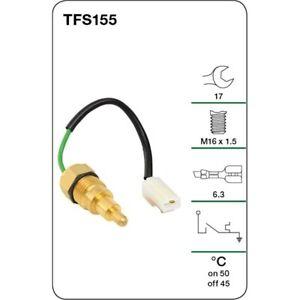 Tridon Fan switch TFS155 fits Daihatsu Rocky Hard Top 2.0