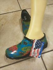 Sloggers garden shoes size 8