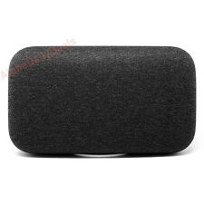 Google Home Max Smart Wi Fi Speaker with Voice Assistant Charcoal Black