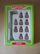 SUBBUTEO La Leggenda LIVORNO 2004-2005 Lucarelli  [VQ]