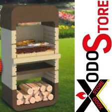 Barbecue Charcoal and Wood Europe Model Seville - Calling x Discount