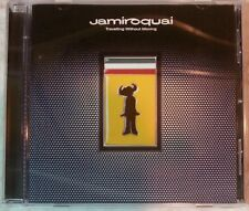 TRAVELING WITHOUT MOVING by JAMIROQUAI (CD, 1997 - USA - Work Group) Very Good!
