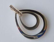 Markenlose Halsketten und Anhänger ohne Stein mit echten Edelsteinen für besondere Anlässe
