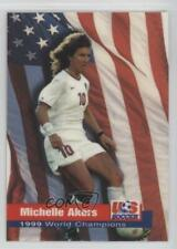 1999 Roox US Soccer Women's National Team Champion Series Michelle Akers #200