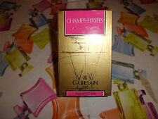 Guerlain Champs Elysees  Eau de Toilette ml 100  Splash  Vintage