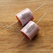 KZK Orange Line 0.22uF 220nF 400V 5% Aluminium Foil PP Film Audio Capacitors-FKP