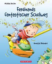 Ferdinands fantastischer Schulweg von Nicolas Ancion NEU