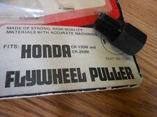 NOS K&N Flywheel Fly Wheel Puller Honda CR125M CR250M Elsinore 125 250 AHRMA T98