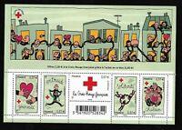 Bloc Feuillet 2012 N°F4699 Timbres France Neufs - Croix Rouge
