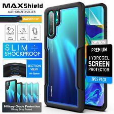 Huawei P30 Pro Case Maxshield Rugged Heavy Duty Hybrid Protection Cover