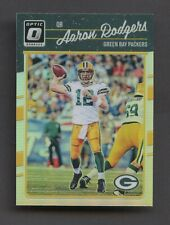 2016 Donruss Optic Holo Aaron Rodgers Green Bay Packers