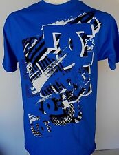 DC Shoes Got Blasted Men's Blue's Men's T-Shirt Size Medium