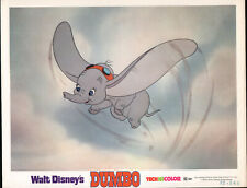DUMBO original lobby card DISNEY 11x14 movie poster