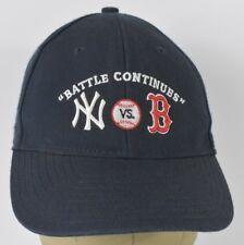 Azul Marino batalla continúa New York vs Boston Bordado Béisbol Sombrero  Gorra Ajustable. RD  1 125.12. 0 ofertas de subasta 56e72c04c52