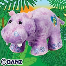 New **GANZ ~ WEBKINZ HIPPIE HIPPO LE** Sealed Code