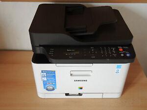 Samsung Xpress C 480 FN Farb Laser Drucker  voll funktionsfähig