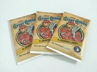 Topps GYPSY QUEEN Baseball Baseball Cards 2019 Lot of Three Packs New