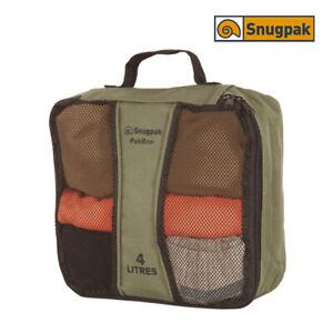 Bolso De Almacenamiento Snugpak Pak Caja 4 Litros Marrón gris