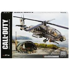 NEW Mega Bloks Call of Duty Anti-Armor Helicopter Collector Construction Set