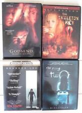 Godsend the Ring Two The Crow Skeleton Key 4 DVD Lot Hudson De Niro Brandon Lee