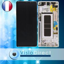 Vitre tactile + Ecran sur chassis pour Samsung Galaxy Note 8 N950F Or doré