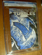 Teenage Mutant Ninja Turtles #2 CGC 9.2 White 2nd Print a classic