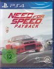 Need for Speed - PAYBACK - Sony PlayStation 4 / PS4 Neu & OVP Deutsche Version