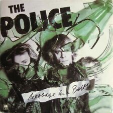 The Police A&M Vinyl Records