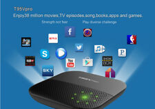 OFFERTA  TV BOX T95V PRO 2GB/8GB 4K 1080P Android 6.0 Quad Core HEVC H.265 WiFi